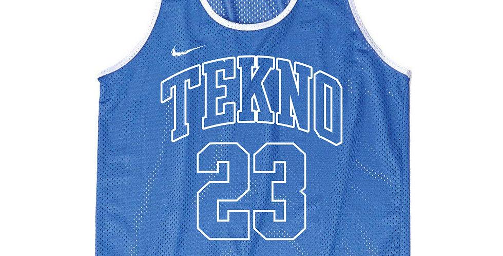 23 Blue Basket