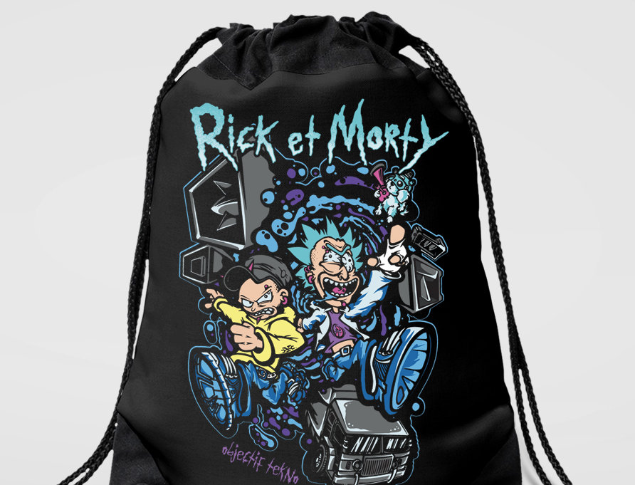 Objectif Tekno Backpack