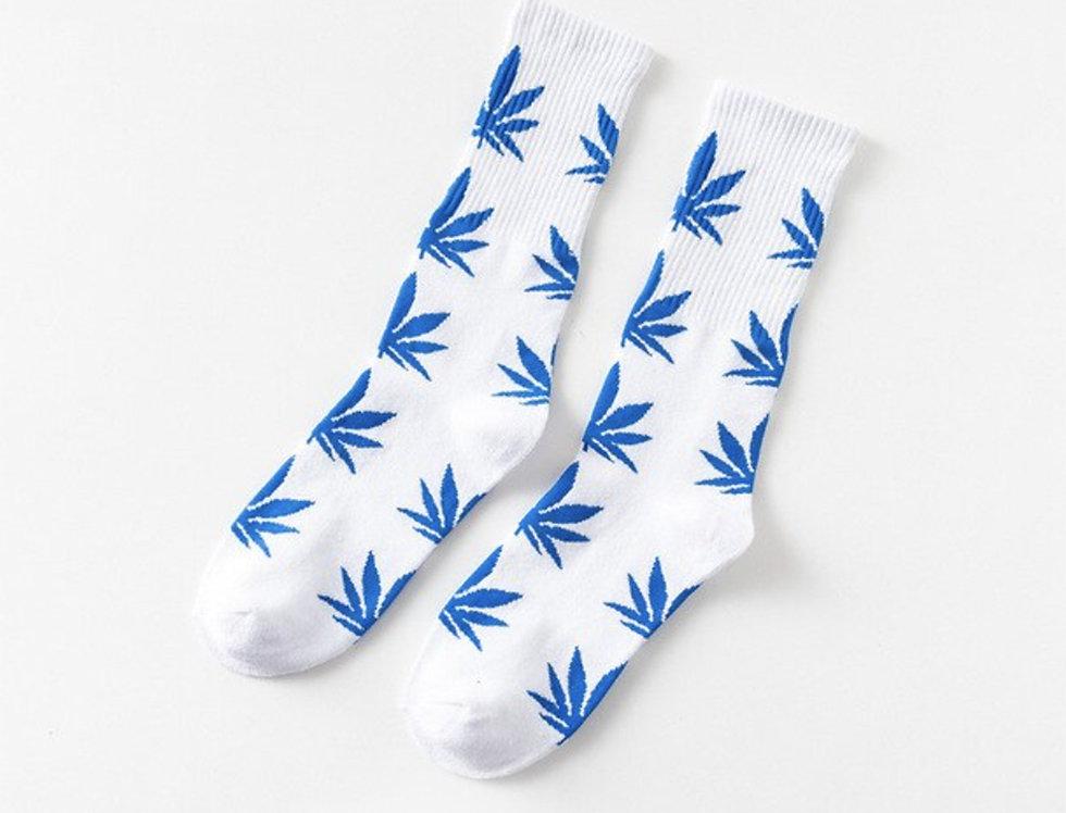 420 Socks B.W