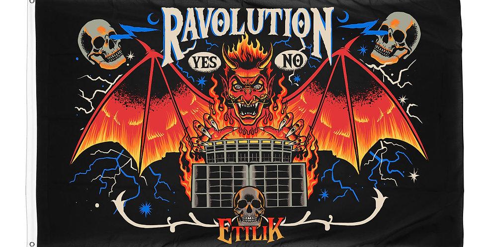Drapeau Ravolution