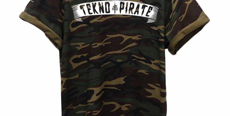Camo Tekno Pirate