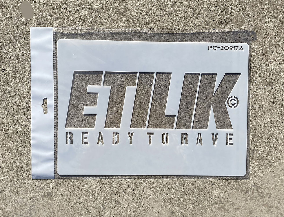 Pochoir Etilik Crew