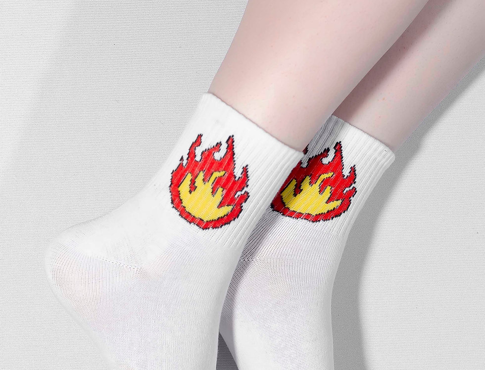Burning Socks Etk