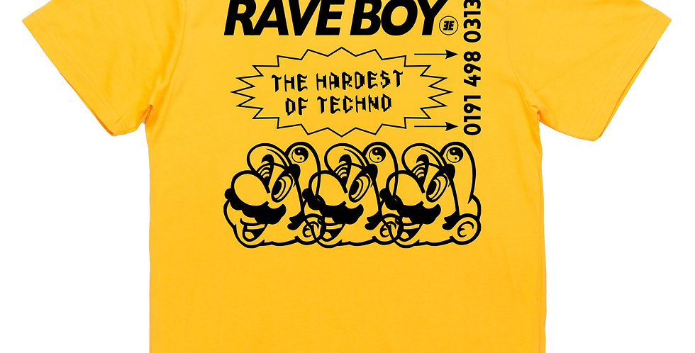 Rave Boy Yellow