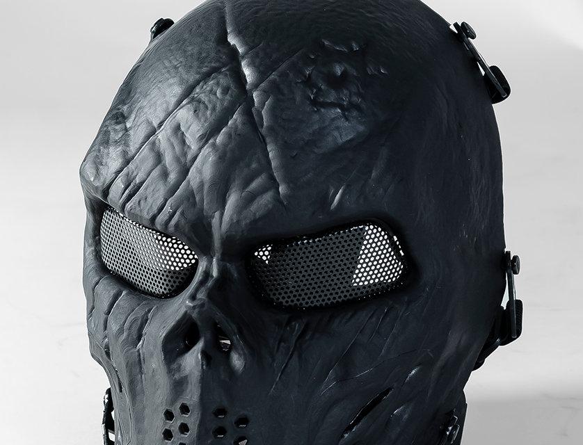 Mask Tactical Hardcore
