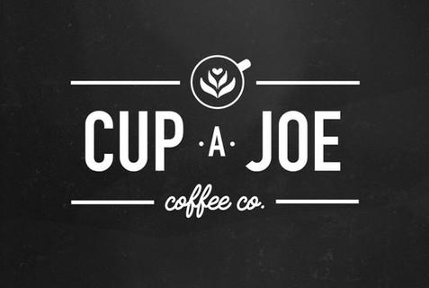 Cup-A-Joe branding