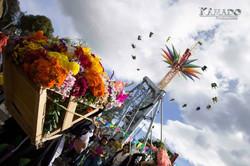 Feria de Flores en Mundo Aventura