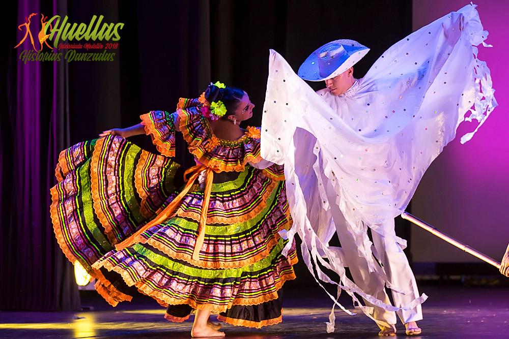 Huellas 2018 - Gala Central