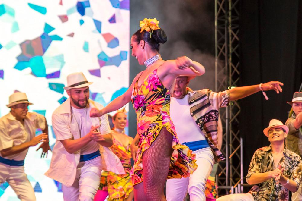 Tropicana, Feria de Flores 2019