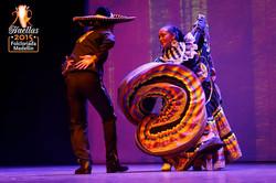 Huellas Folcloriada 2015