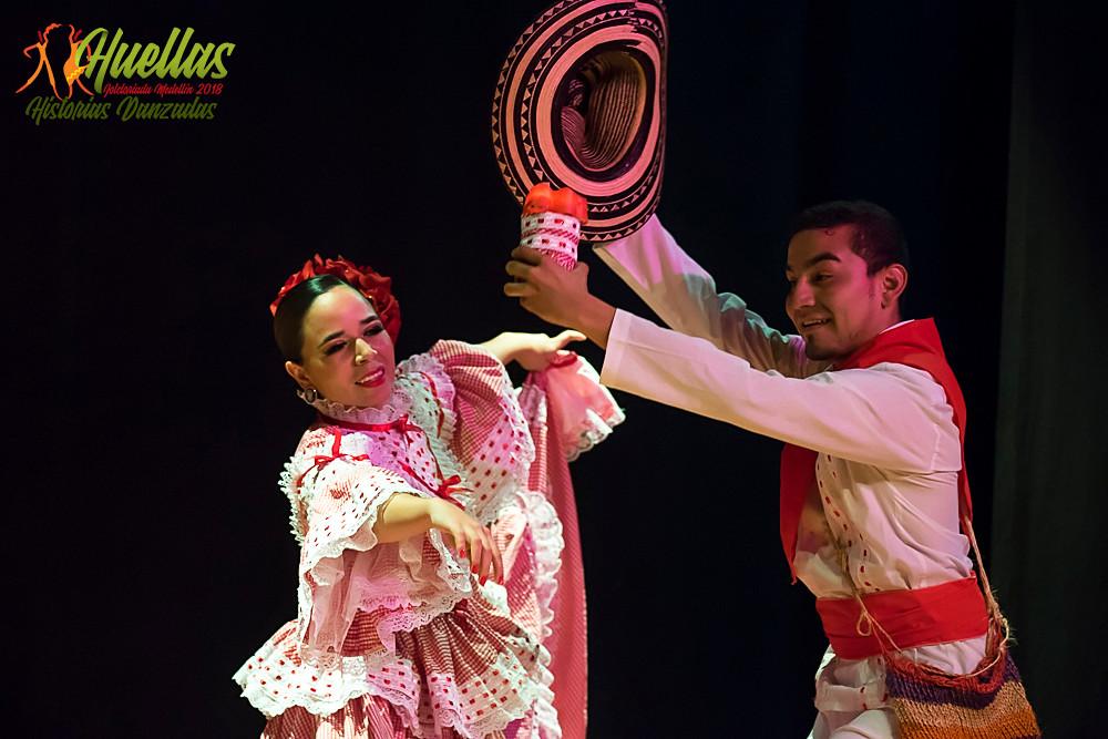 Huellas 2018 - Historias Danzadas