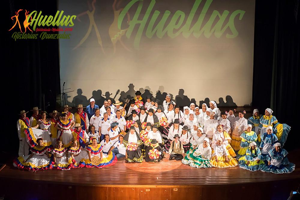 Huellas 2018 - Adulto Mayor