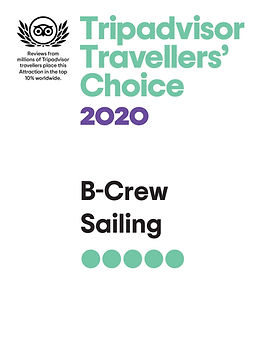 TripAdvisor Traveller's Choice 2020 B-Cr