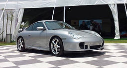 Porsche 911 40th anniversary edition 40 Jahre 911