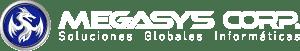 Logo Megasys Corp. | Mantenimiento de computadoras, impresoras, hardware, software, microelectrónica, diseno web
