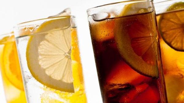 Bebidas frías personales