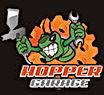 Hopper Garage, taller de enderezado y pintura ubicado en Quito, Valle de los Chillos