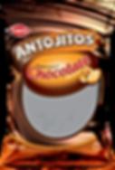 Packcaging | 321Make Diseño gráfico,  diseño de empaque tipo funda para caramelos empresa ICAPEB | Antojitos chocolate | Diseño publicitario, FLOW PACK, diseño 8 colores