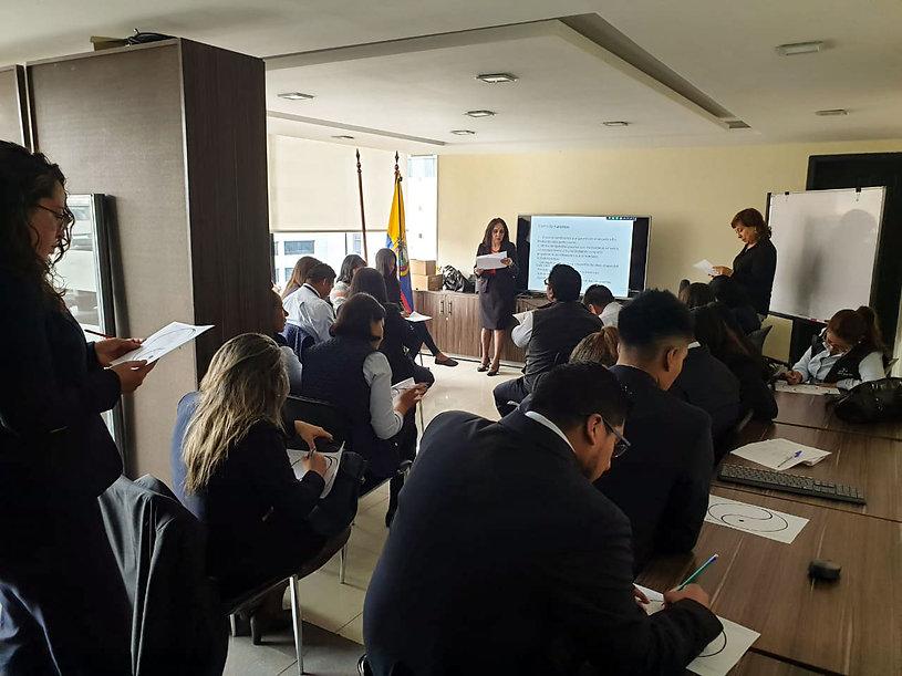 Capacitación para Organizaciones y Empresas | Investigación, asesoría e intervención y desarrollo de Proyectos Sociales | CIF | Quito