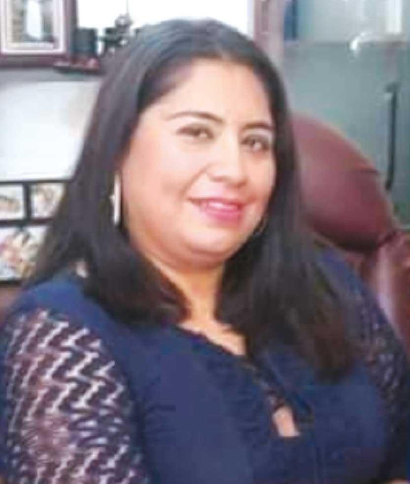 Ab. María del Cisne Vega Narváez Responsable de la comision juridica de Comité de Defensa del Rio Santa Rosa