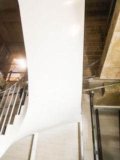 Staircase metal