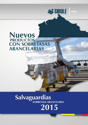 Nuevos Productos con Sobretasas Arancelarias Ecuador