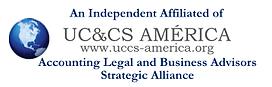 Logotipo UC&CS América