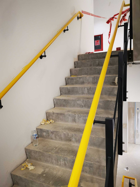 Handrails/Rails