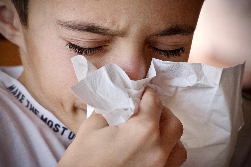 No confunda alergias con enfermedades respiratorias