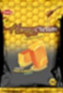 Packcaging | 321Make Diseño gráfico,  diseño de empaque tipo funda para caramelos empresa ICAPEB | Honey cream | Diseño publicitario, FLOW PACK