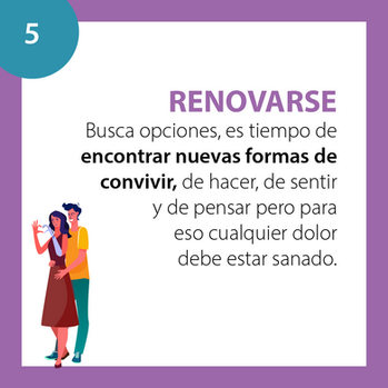 Renovarse