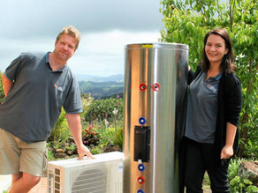 Northern Advocate: Northland company introduces new water heating system