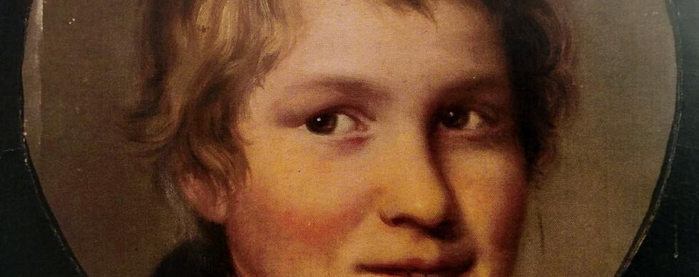 Retrato de rapaz