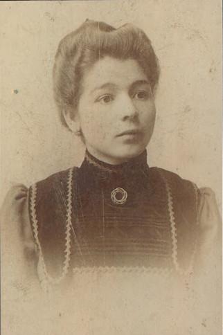 1913. Belmira das Neves