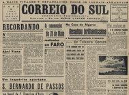Correio do Sul, 27-maio-1950