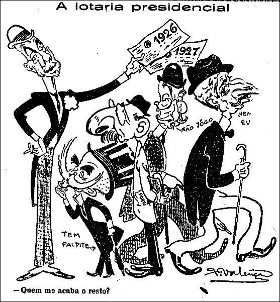 Caricatura, 1925