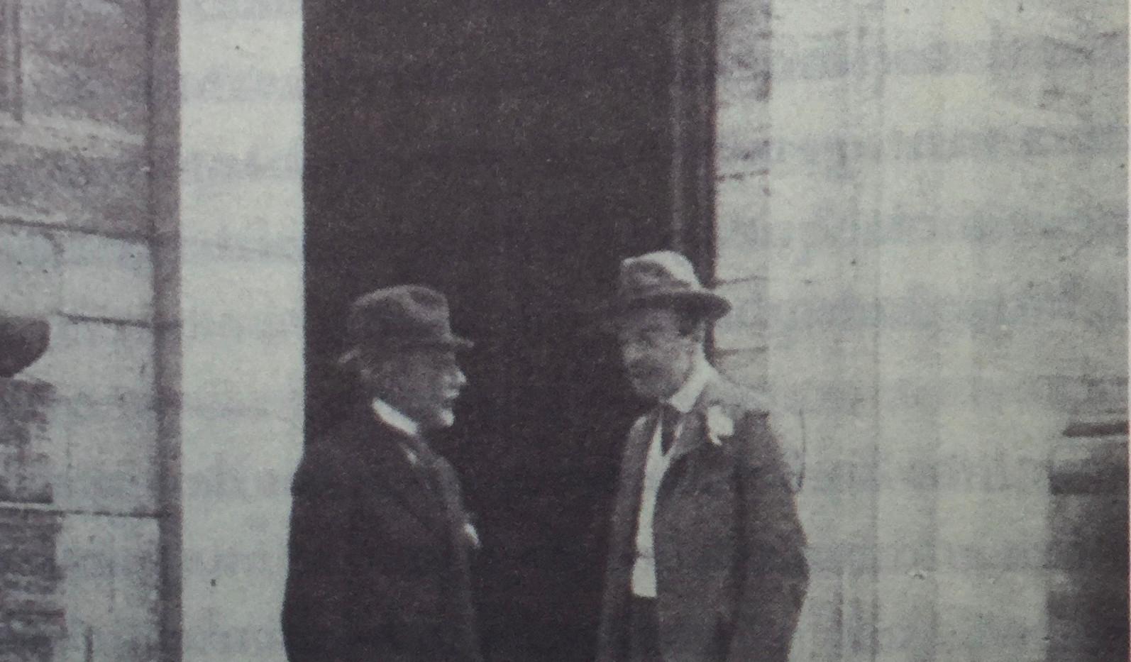 Londres, 1915.