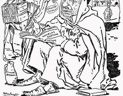 "Publicada no ""Sempre Fixe"", 04.04.1935"