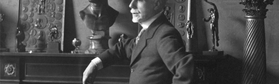 MTG na Legação em Londres. C. 1920.