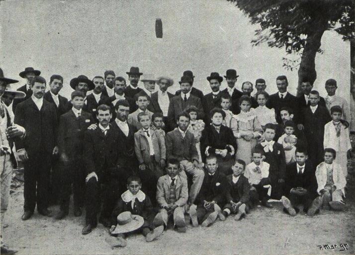 Montes de Alvor, Escolas móveis João de Deus.