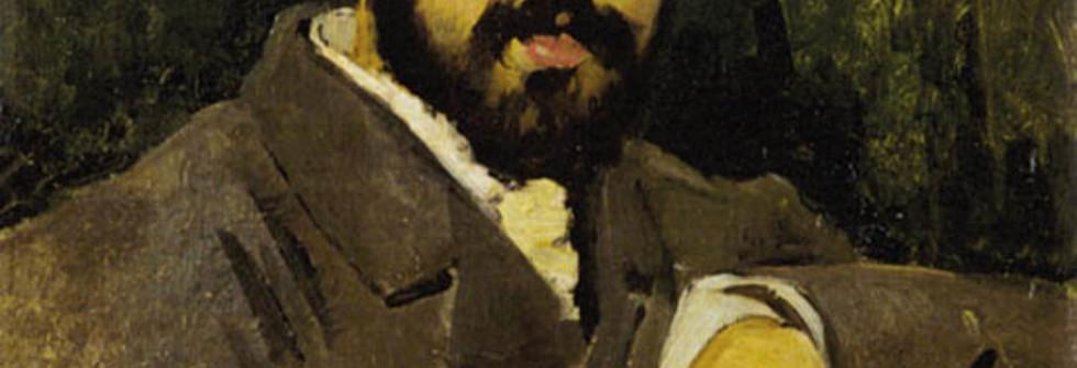 Retrato de Manuel Teixeira Gomes com 22 anos.