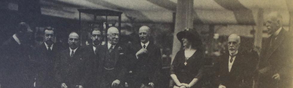 1921. Londres