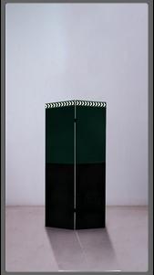 Zig-Zag Chevron Japanese Screen - Bi-Fold - £1,999