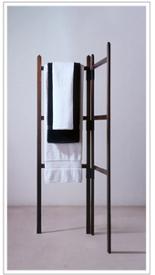 Bifold Towel Rack