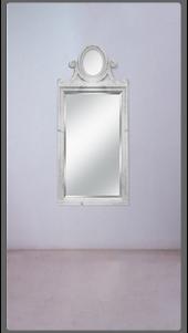 Venetian Marble Mirror 18th Century Style - Small - £3,950