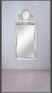 Venetian Marble Mirror 18th Century Style - Large - £5,225