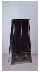 Black Lacquered Amoire - £6,750