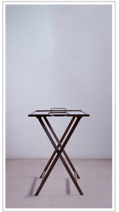 Andrew's Butler Tray & Stand