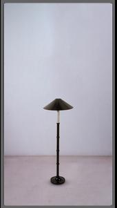 Yardstick Table Lamp - Black - £1,170