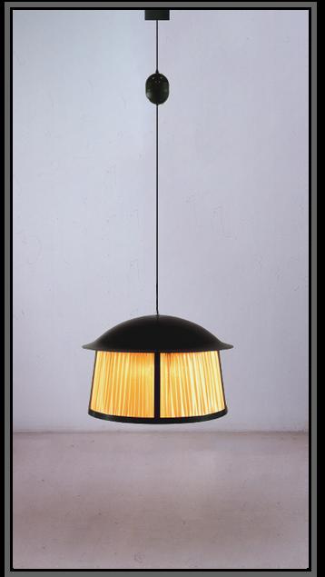 Helena Rise & Fall Pendant Lamp